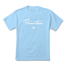 Primitive Core Logo Tee - Powder Blue