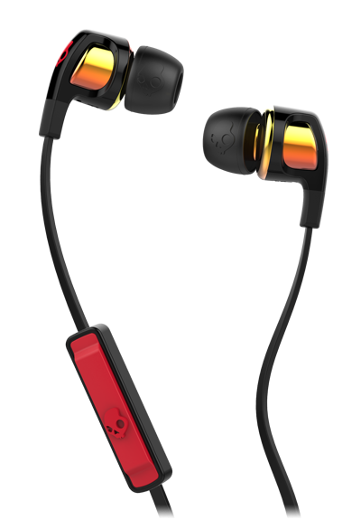 Skullcandy Smokin Buds 2 With Mic - Spaced Out Iridium