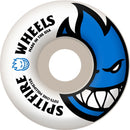 Spitfire Big Head Skateboard Wheels -  Blue/White