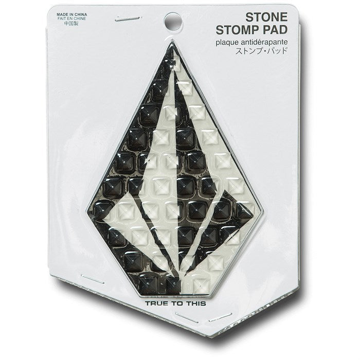 Volcom Stone Stomp Pad - Black/White