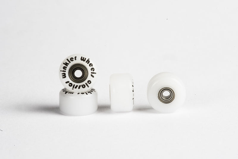 Winkler BBR Fingerboard Wheels - White