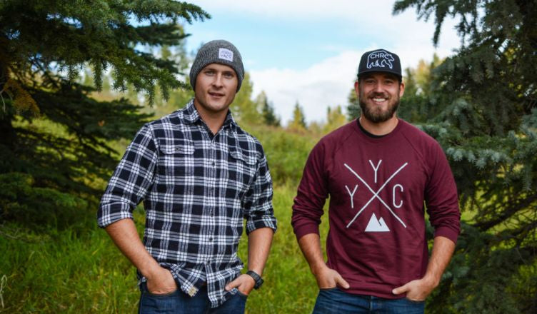 How did two best friends turn their passion for the great outdoors into an out-of-the-box coffee company?