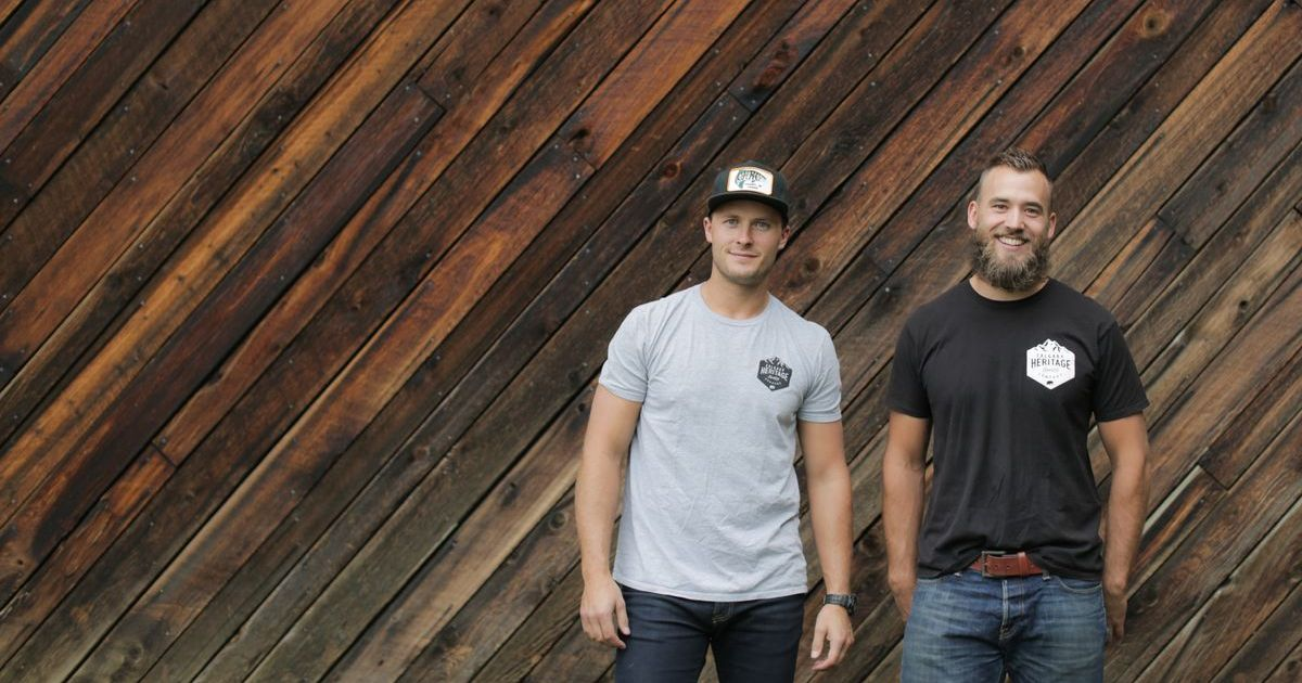 Calgary Heritage Roasting Co. on starting their own business