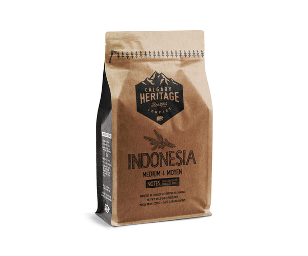 Indonesian Un-roasted Beans
