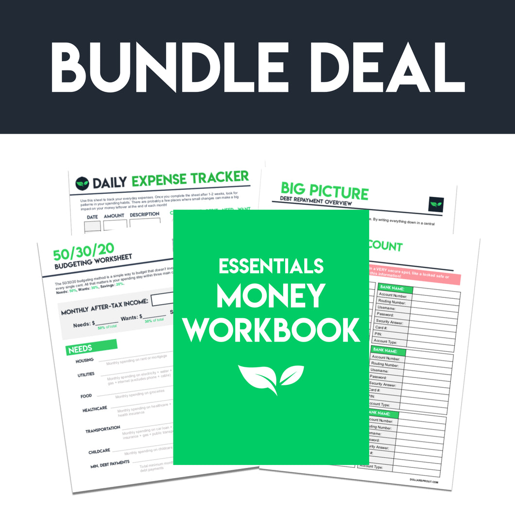The Essential Personal Finance Bundle