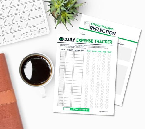 Daily Expense Tracker