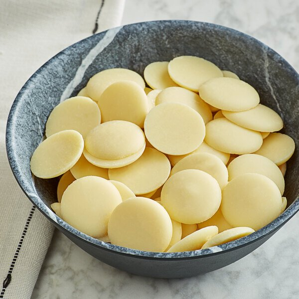 Guittard White Chocolate Wafers 16oz
