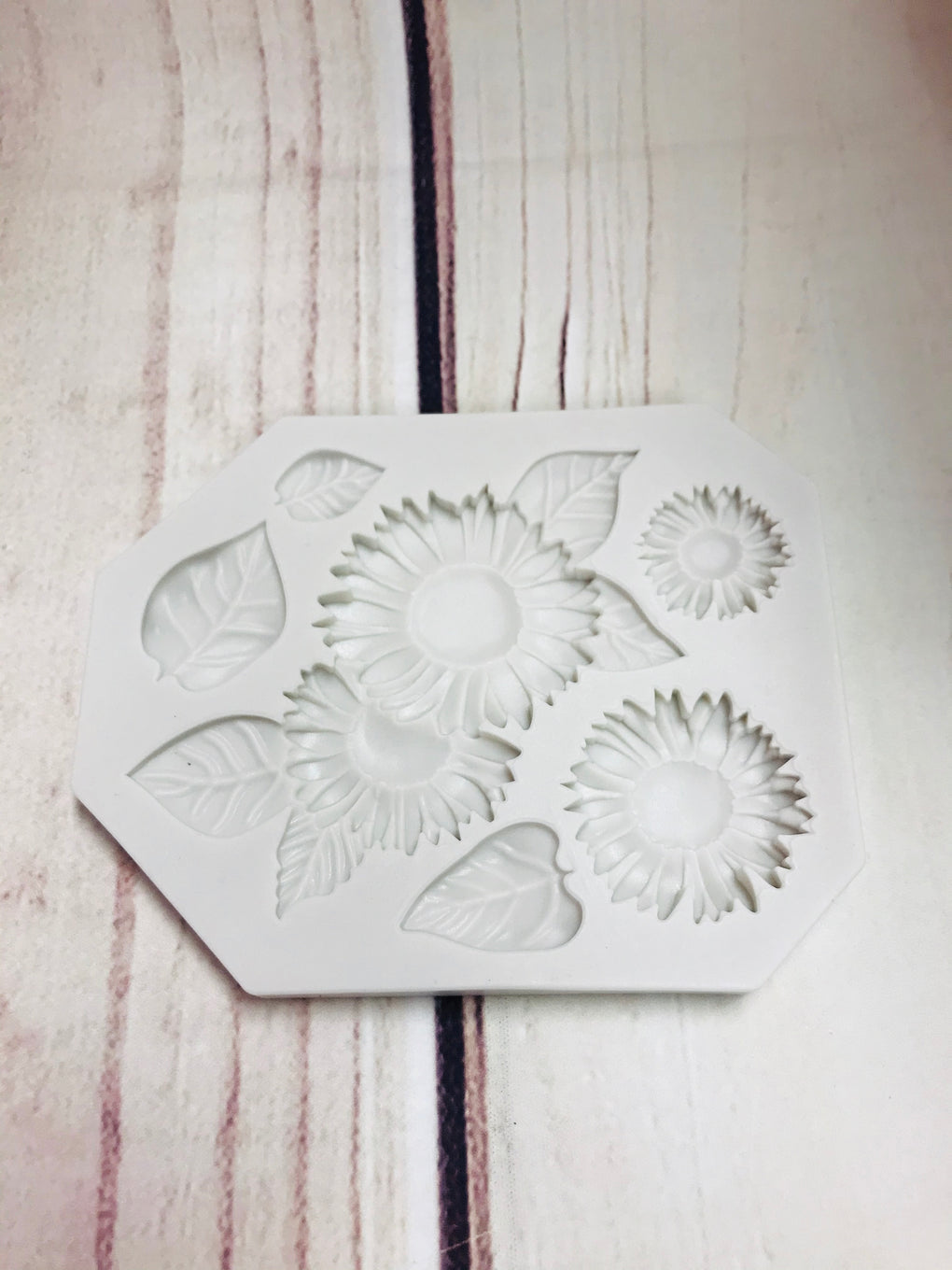 Sunflower Silicone Mold