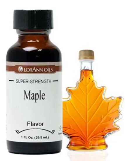 LorAnn 1oz Maple Super Strength Flavor