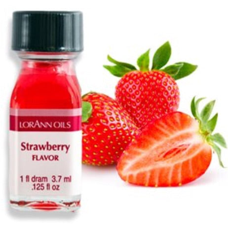 LorAnn Oils 3.7ml Strawberry Flavor