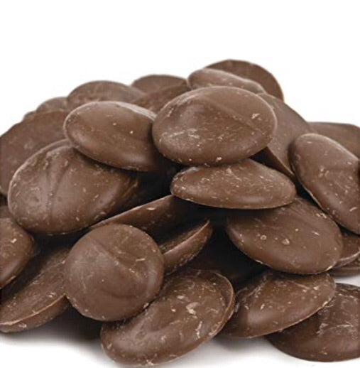 Merckens 1lb Lite Cocoa Coating Wafers