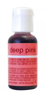 Deep Pink Chefmaster Liqua-gel Food Color