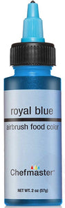 Royal Blue Chefmaster Airbrush Color