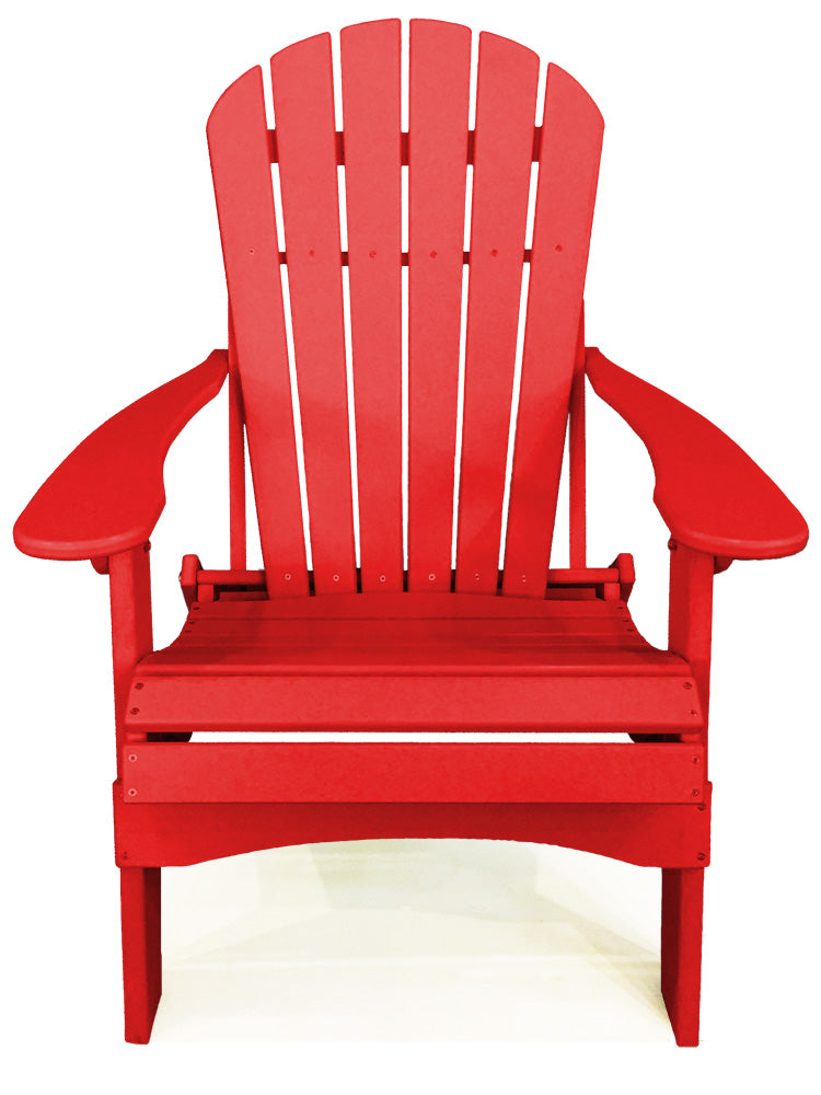 Prime Woodlike Adirondack Folding Chair Red Squirreltailoven Fun Painted Chair Ideas Images Squirreltailovenorg