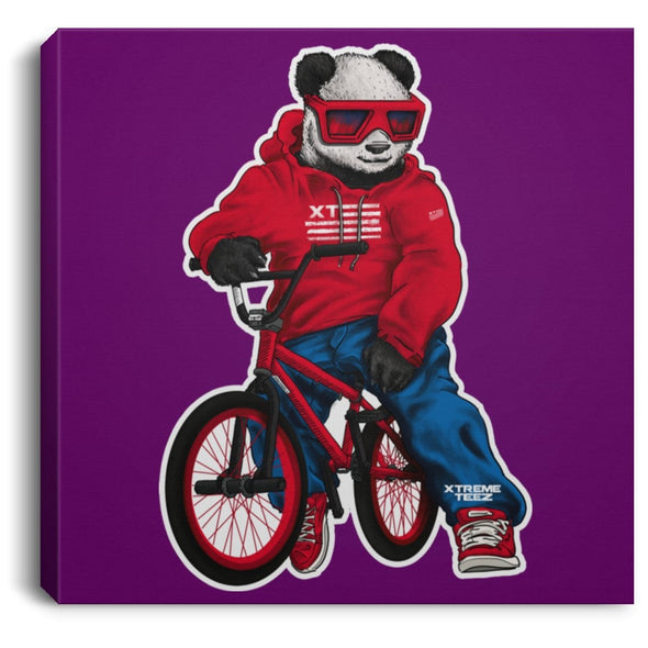 Johnny Xtreme (BMX) 0.75 Inch Square Canvas - XtremeTeez