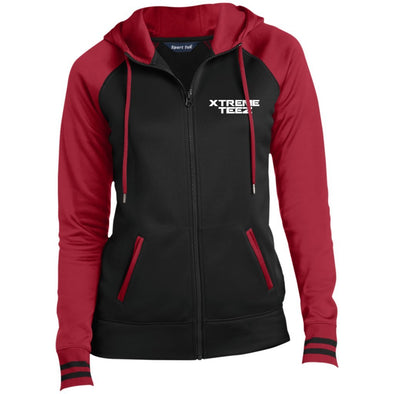Xtreme Teez (Logo) Women's Full-Zip Hooded Jacket