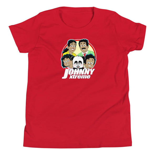 Johnny Xtreme (Family) Kids T-Shirt - XtremeTeez