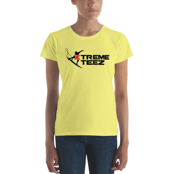 Xtreme Teez (Surfing) Women's Slim-Fit T-Shirt