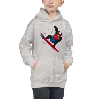 Johnny Xtreme (Surfing) Children's Hoodie