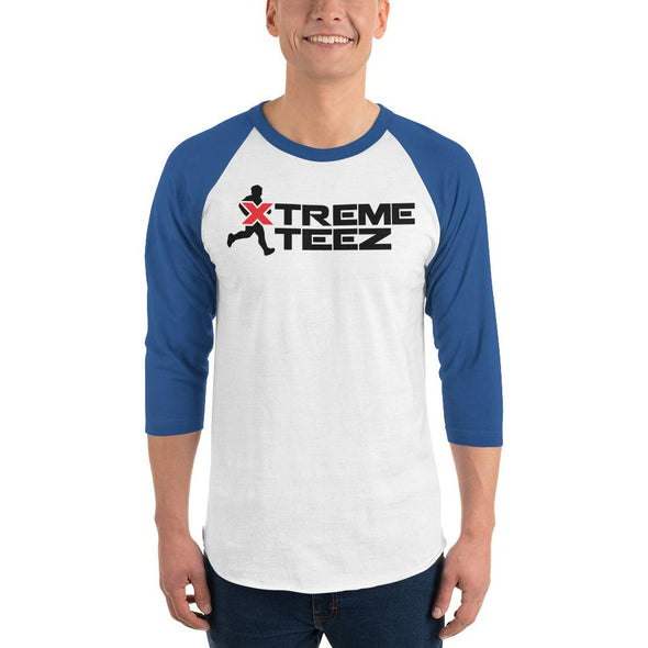 Xtreme Teez (Running) Men's 3/4 Sleeved T-Shirt