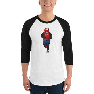 Johnny Xtreme (Running) Men's 3/4 Sleeved T-Shirt