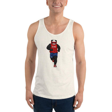 Johnny Xtreme (Running) Men's Tank