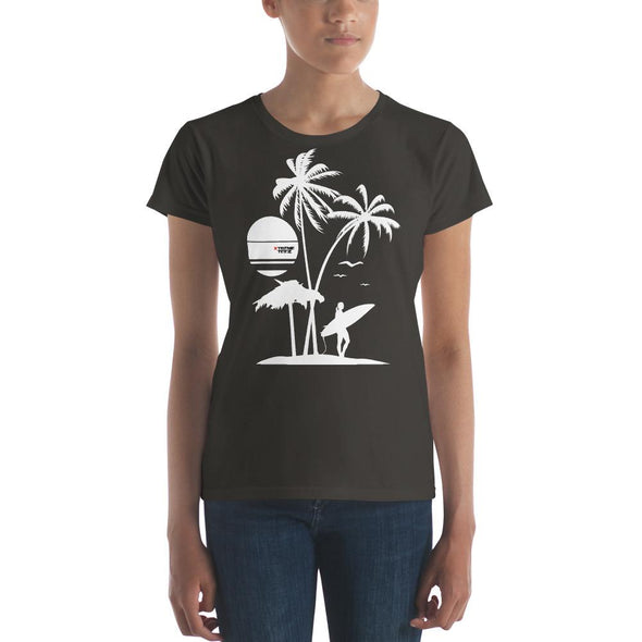 Surfing (Surf Life) Women's T-Shirt