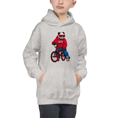 Johnny Xtreme (BMX) Children's Hoodie