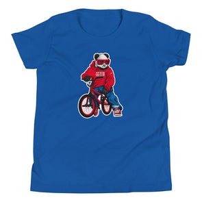 Johnny Xtreme (BMX) Kids T-Shirt - XtremeTeez