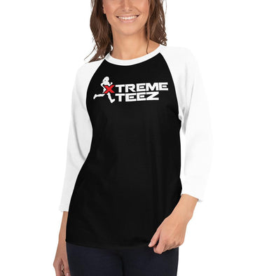 Xtreme Teez (Running) Women's 3/4 Sleeved T-Shirt