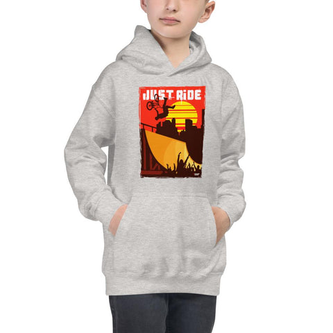 BMX (Just Ride) Children's Hoodie