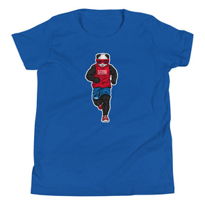 Johnny Xtreme (Running) Kids T-Shirt - XtremeTeez