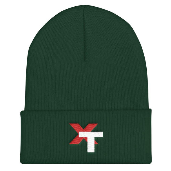 Xtreme Teez (XT) Embroidered Cuffed Beanie