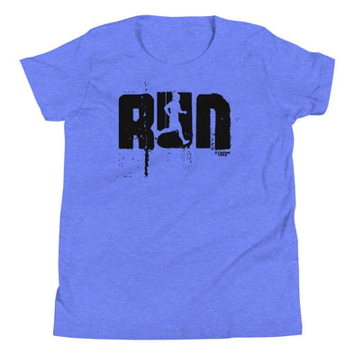 Running (RUN) Kids T-Shirt - XtremeTeez