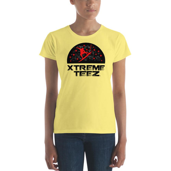 Xtreme Teez (Surfing 2.0) Women's Slim-Fit T-Shirt