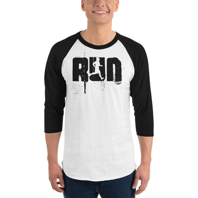Running (RUN) Men's 3/4 Sleeved T-Shirt