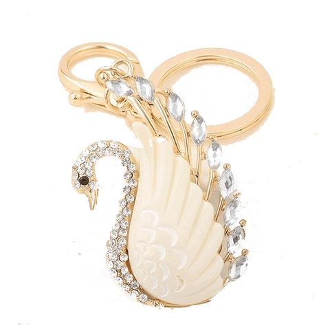 Crystal Fashion Swan - Think Fanny
