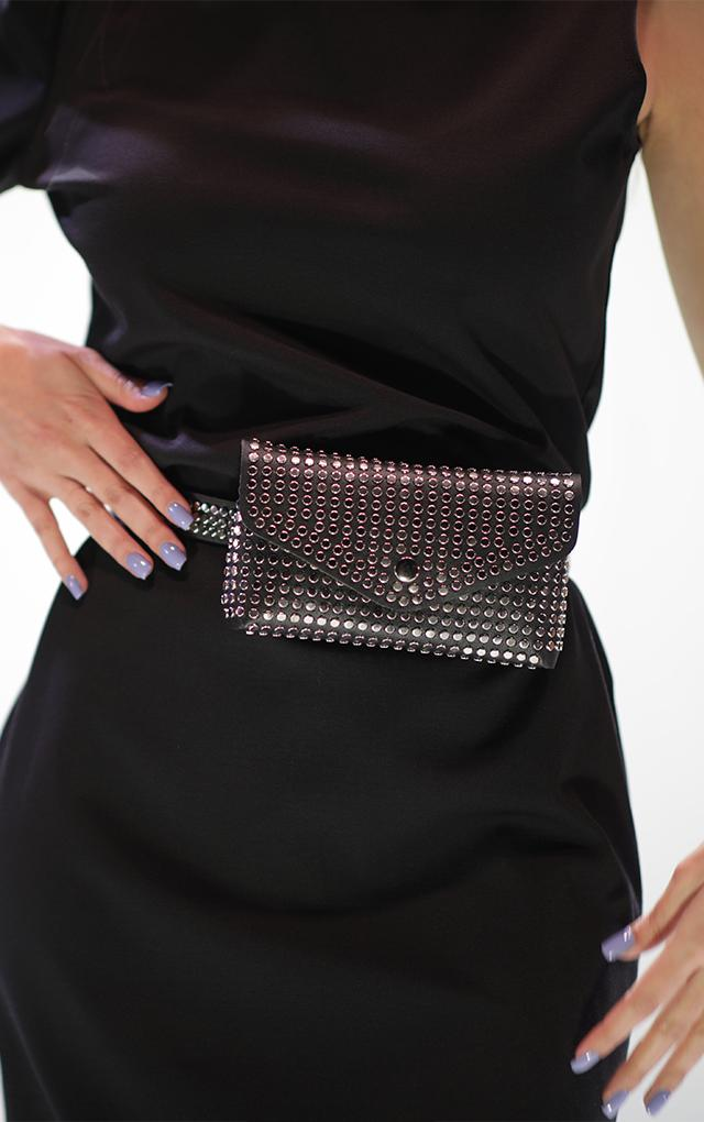Personality Punk Belt Bags - Think Fanny