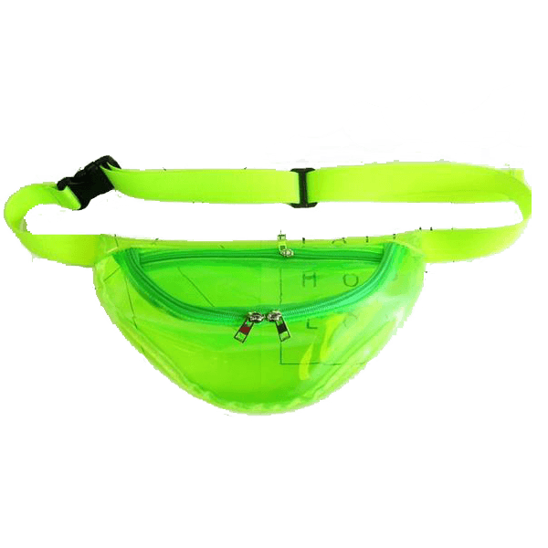 Green Leman Fanny Pack - Think Fanny