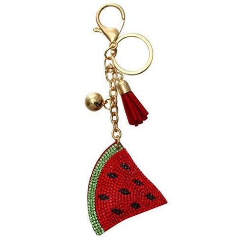 Crystal Watermelon Charm - Think Fanny