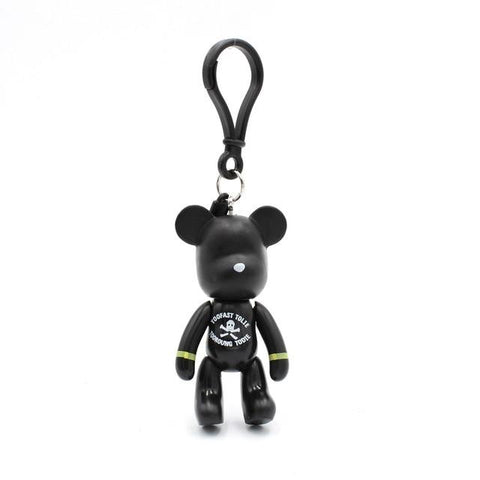 Pirate Carton Teddy Handmade Charm - Think Fanny