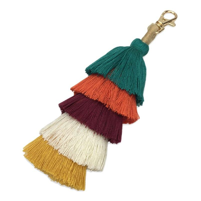 Cotton Tassel Charm - Think Fanny
