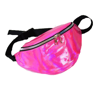 Acapnotic Pink Fanny Pack - Think Fanny