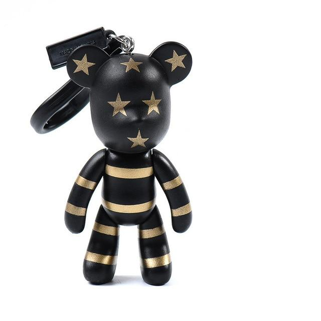 Fashion Star Carton Teddy Handmade Charm - Think Fanny