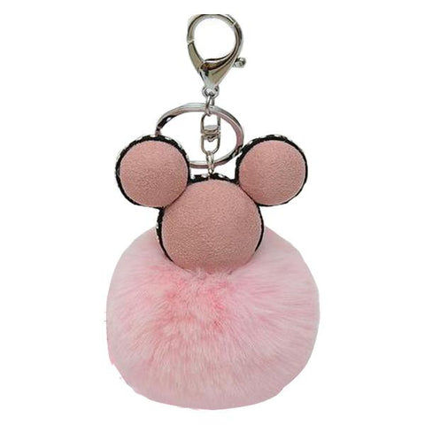 Fashion Mickey Fur Pompon - Think Fanny