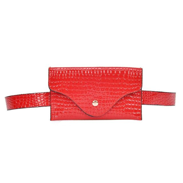Umlaut Pattern Leather - Think Fanny