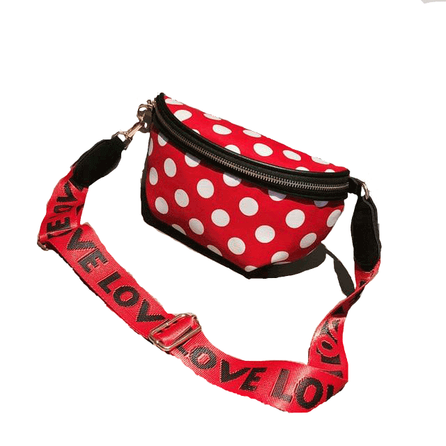Love Dots&Dots Waist Bags - Think Fanny