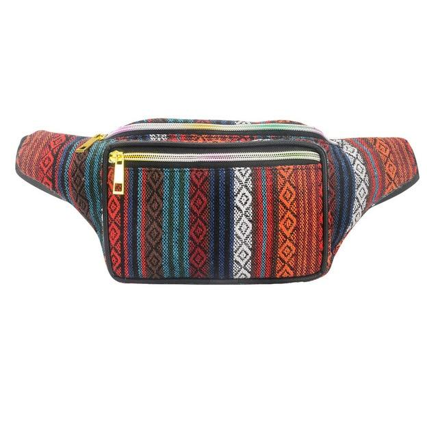 Woven Fanny Pack - Think Fanny