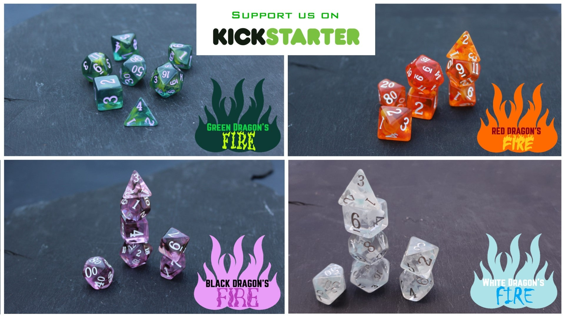 Dakota Irish's first kickstarter