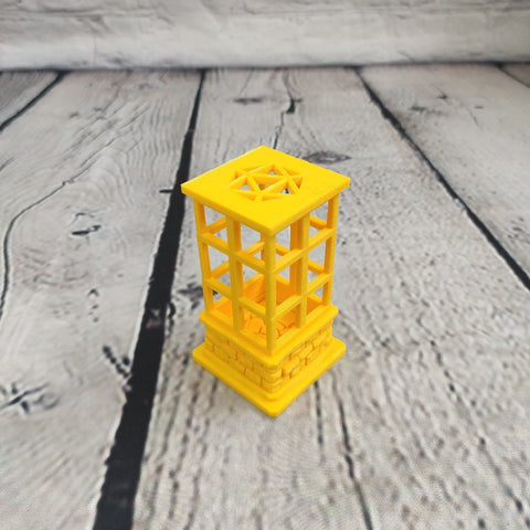Yellow Dice Jail